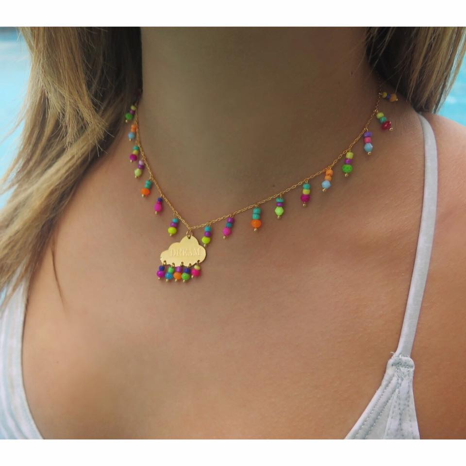 Image of Dream Single Necklace