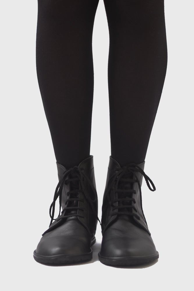 Image of Foris boots in Matte Black