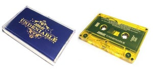 """Image of ZOOLAY """"Undeniable (LP) Vintage Collectors Tape"""
