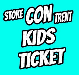 Image of Kids Ticket for Stoke Con Trent #6