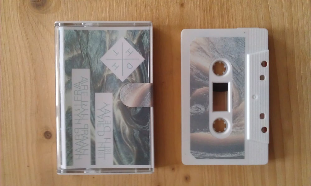 Image of TOOTH DECAY / HAARP HYSTERIA - split tape [DIY]