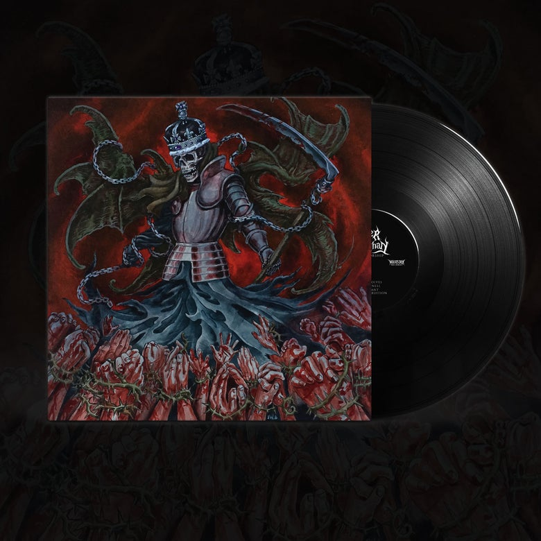 Image of Order of Leviathan - Death Worship Vinyl