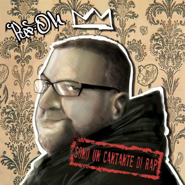 Image of Sono un cantante di rap