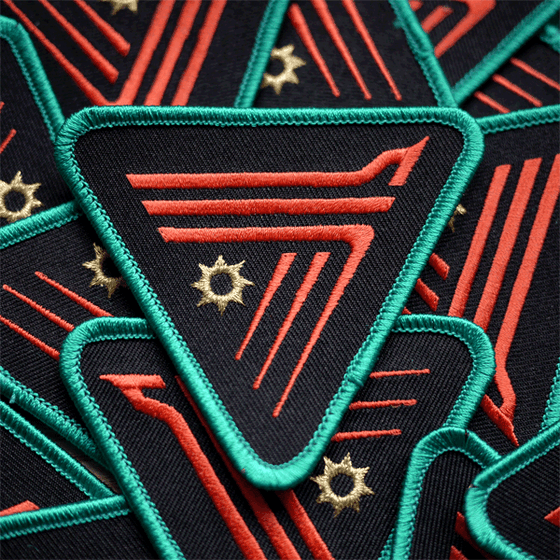 Image of Spirit of Sol Mission Patch