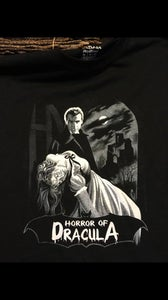 Image of Horror of Dracula T-SHIRT