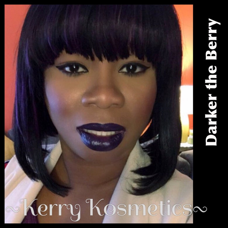 Image of (Vivid) Luscious Lipstick - DARKER THE BERRY