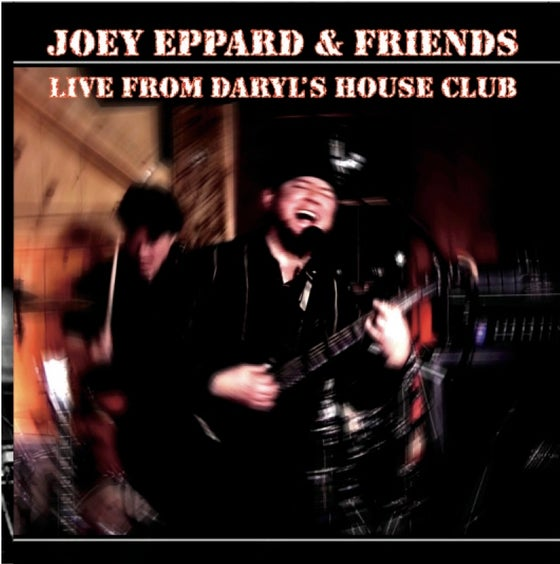 Image of Joey Eppard & Friends Live from Daryl's House Club DVD