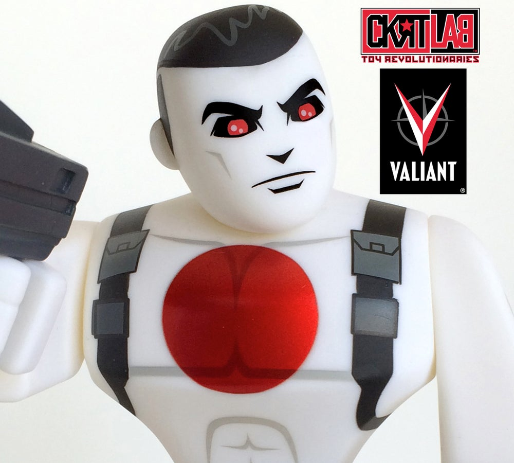 Image of VALIANT BLOODSHOT