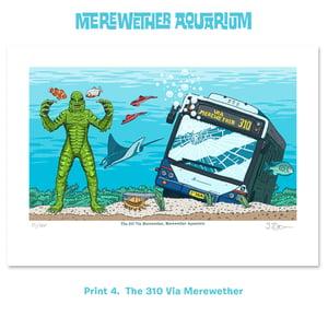 Image of 1. Merewether Aquarium A4 digital prints one to four