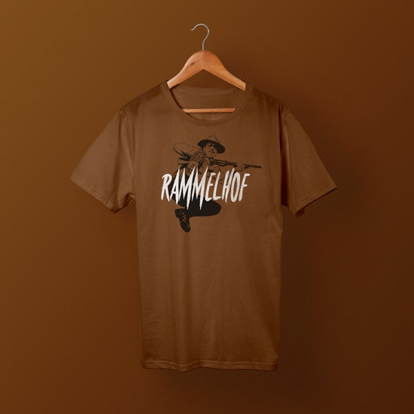 "Image of Girlie Shirt ""Randy A. Gunheimer"""