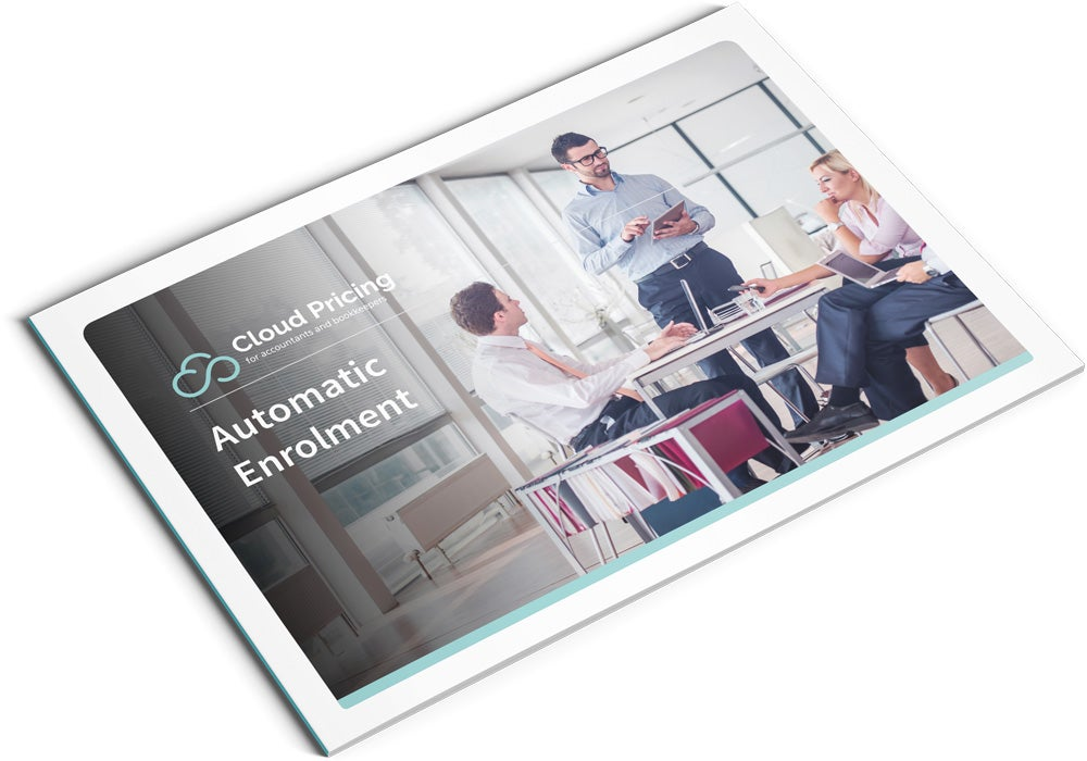 Image of Automatic Enrolment Brochure Design