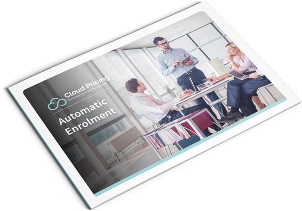Image of Automatic Enrolment Brochure Design