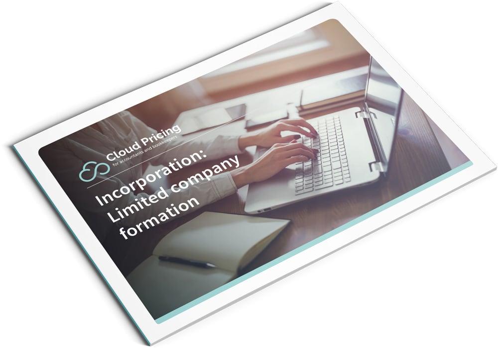 Image of Incorporation Brochure Design