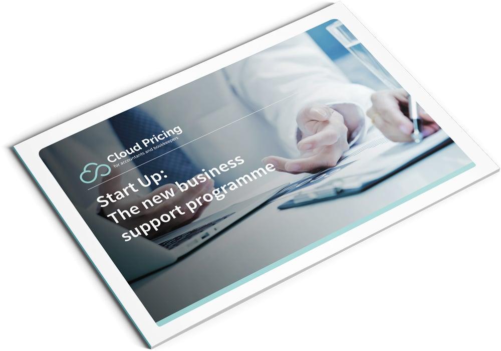 Image of Start Up Brochure Design