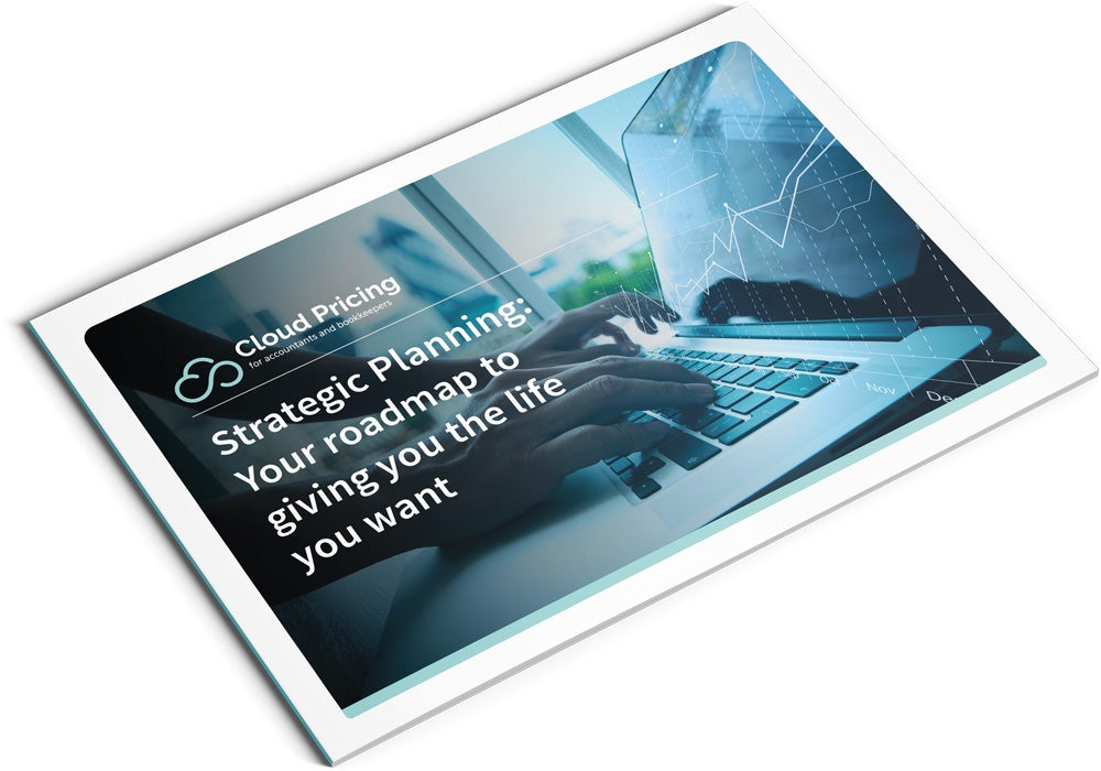 Image of Strategic Planning Brochure Design