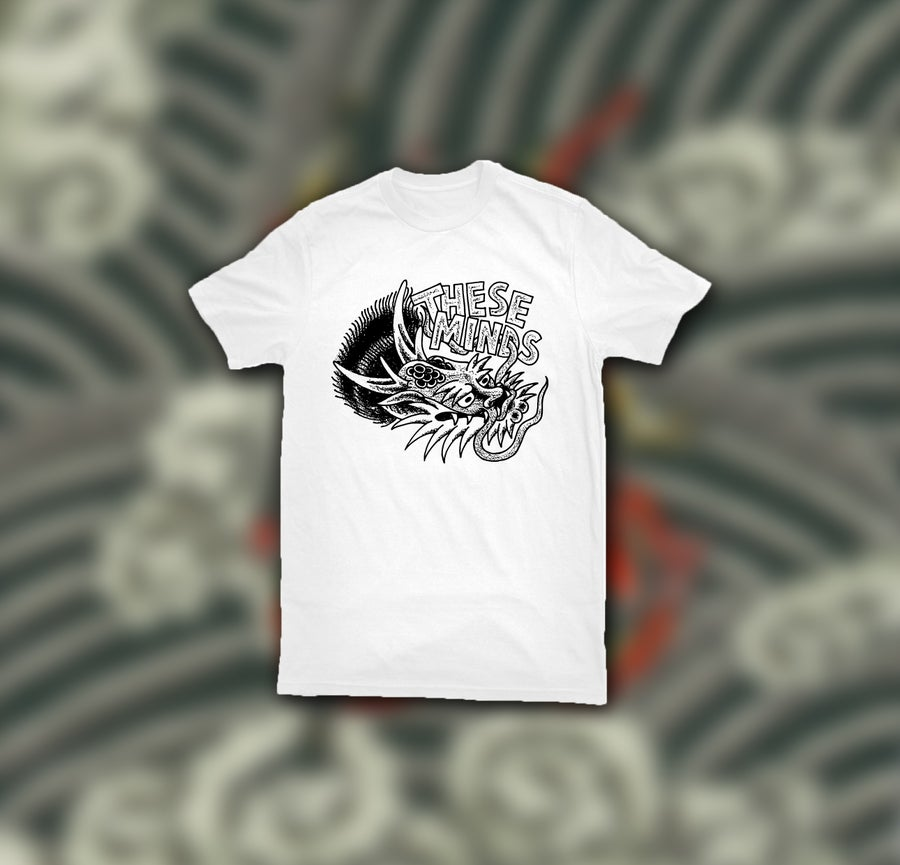 Image of THESE MINDS DRAGON TEE