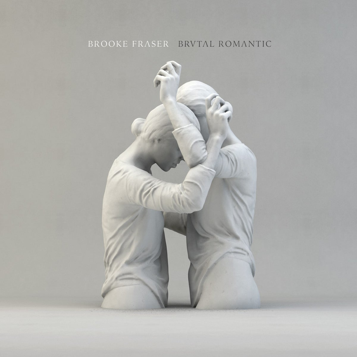 "Image of Brooke Fraser ""Brutal Romantic"" CD"