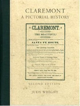 Image of BOOK - Claremont A Pictorial History 2nd Edition