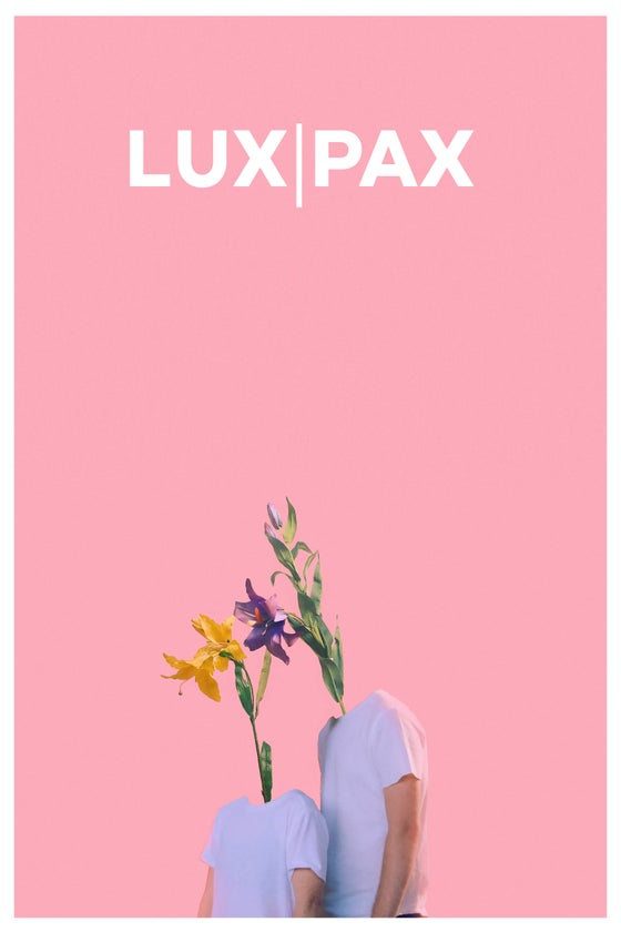 Image of LUX | PAX POSTER