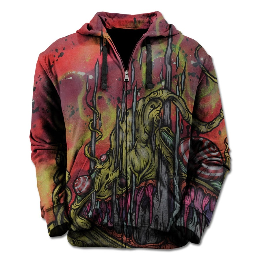 Image of Keep it Gnar Zip up