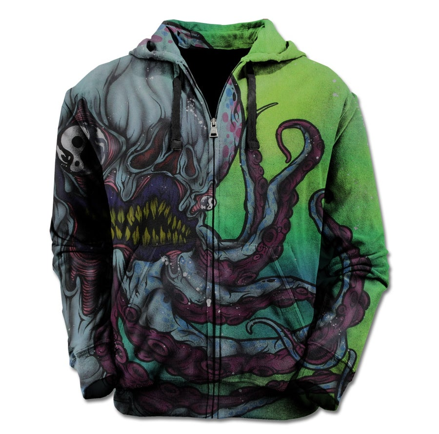 Image of Between Oceans Zip Up