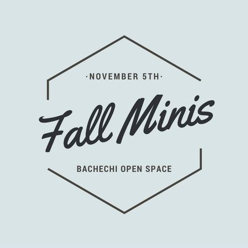 Image of Fall Mini Session - Nov. 5th - Bachechi Open Space
