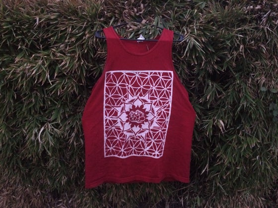 Image of AO Mandala Tank Top