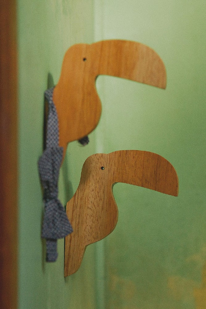 Image of Toucan 'Get Hooked' Hooks