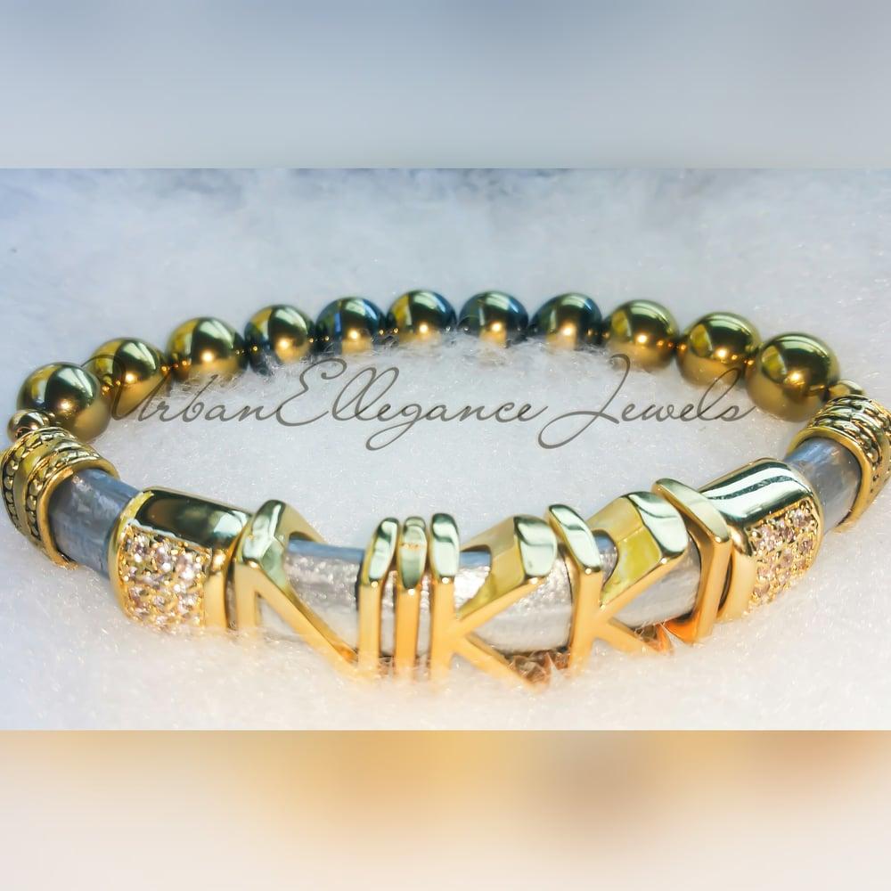 """Image of Urban Ellegance """"Biltmore Supreme"""" Bracelet"""