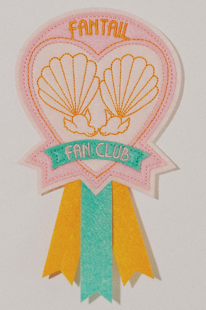 Image of Fantail Fanclub 'Get Patched' Patch