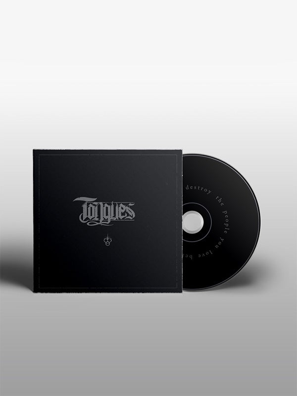 Image of Tongues EP (FIRST PRESS)