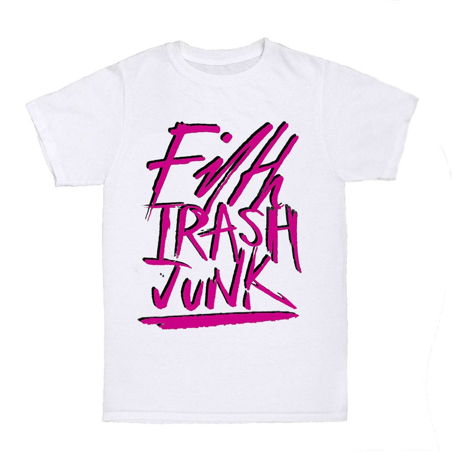 Image of FILTH TRASH JUNK T-SHIRT