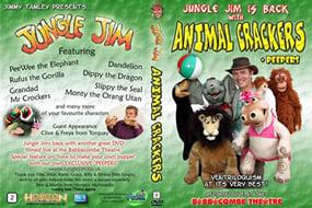 Image of Jungle Jim DVD