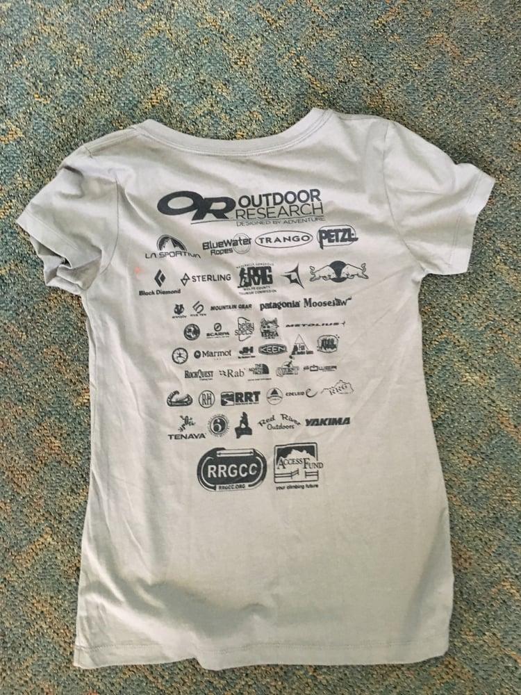 Image of M&W Rocktoberfest 2016 T-shirt