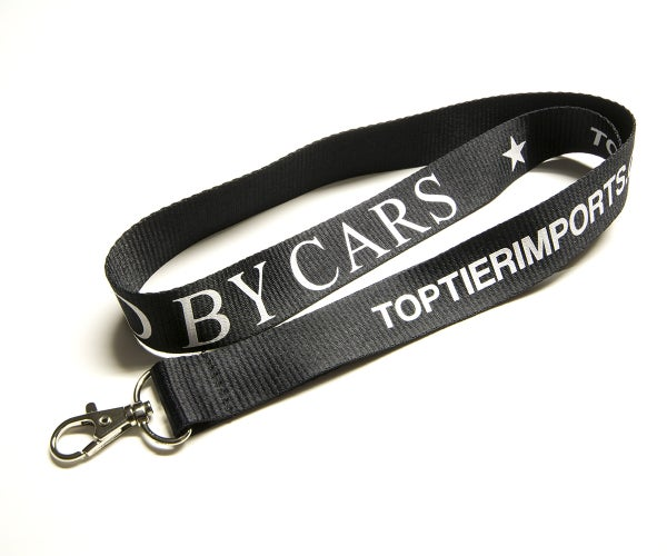 Image of Connected By Cars Lanyard