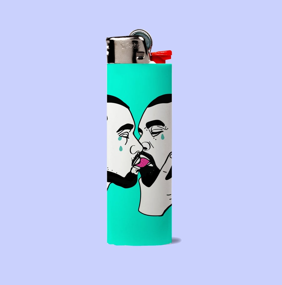 Image of KANYE LIGHTER