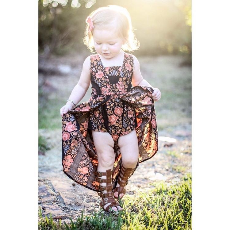 Image of MYSTERY FLY AWAY DRESS