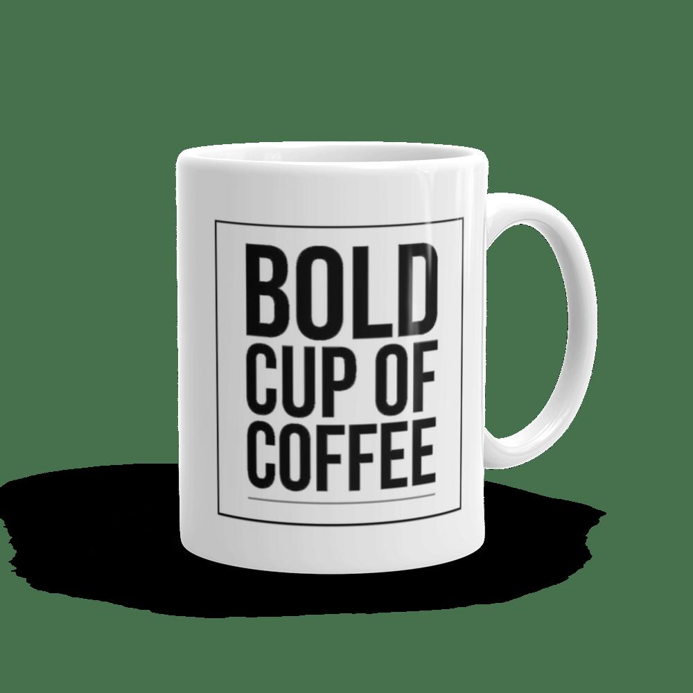 Image of 11oz Bold Cup Mug