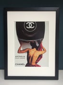 Image of Chanel Antaeus Pour Homme Advertisement