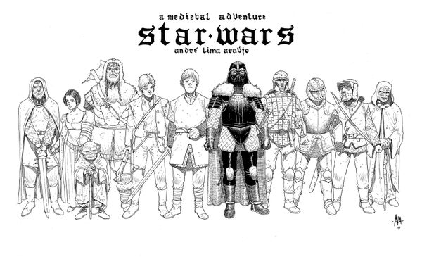 Image of Star Wars Medieval