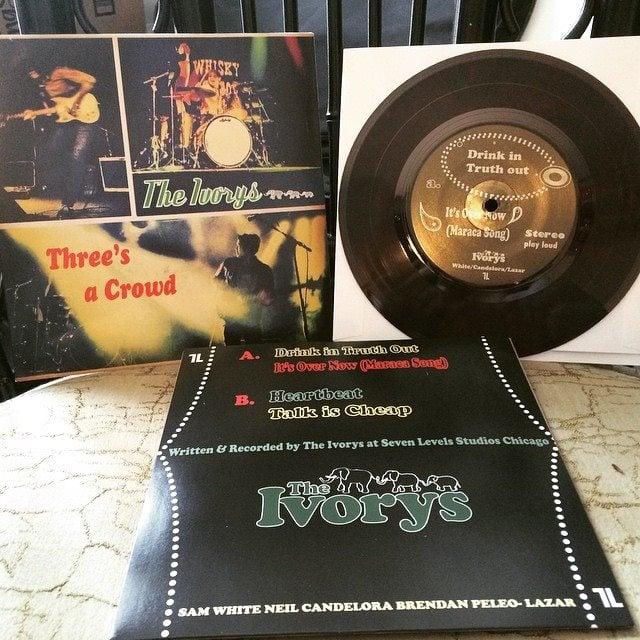 Image of Vinyl EP 45s