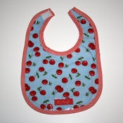 Image of Lil' Misfit Cherry Bib
