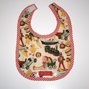 Image of Lil' Misfit Toy Chest Bib