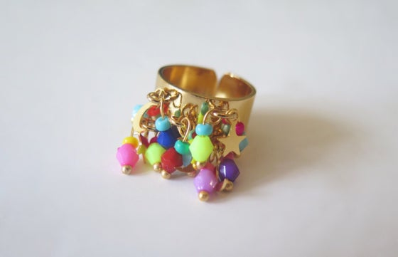 Image of Dream Multicolor Ring