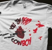 Image of Knife Fights & Butterflies Tee