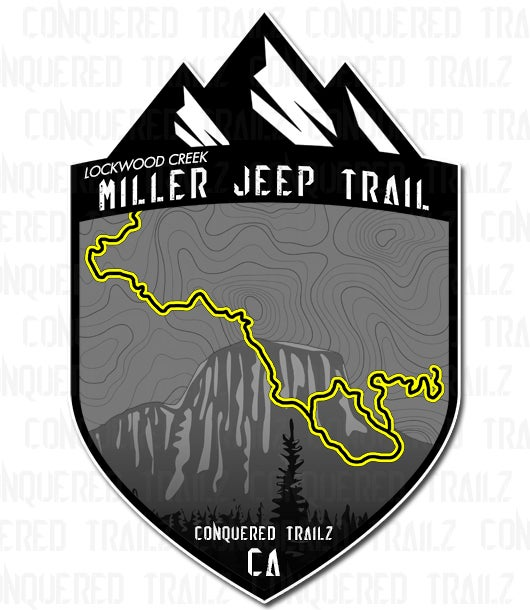 "Image of ""Miller Jeep Trail"" Badge"