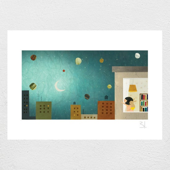 Image of My Favourite Things Print