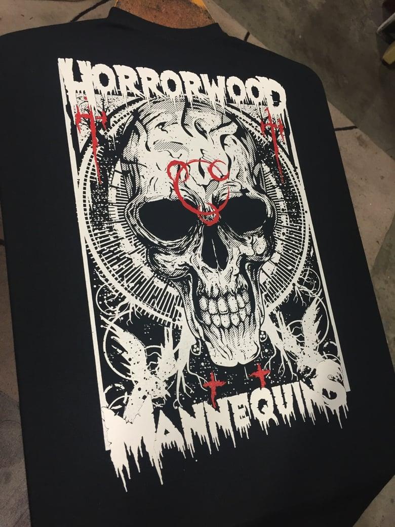 Image of Mad Skulls Tshirts