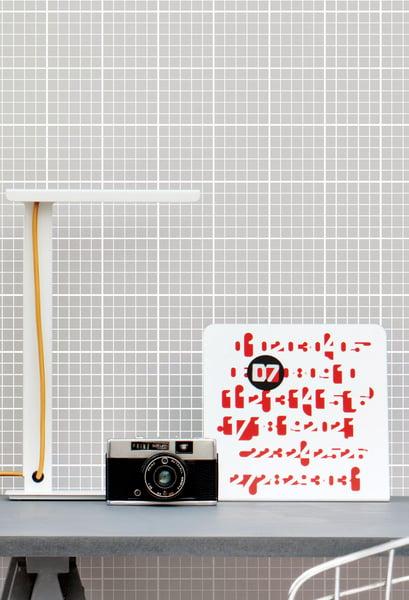 Image of Homework Wallpaper - Concrete
