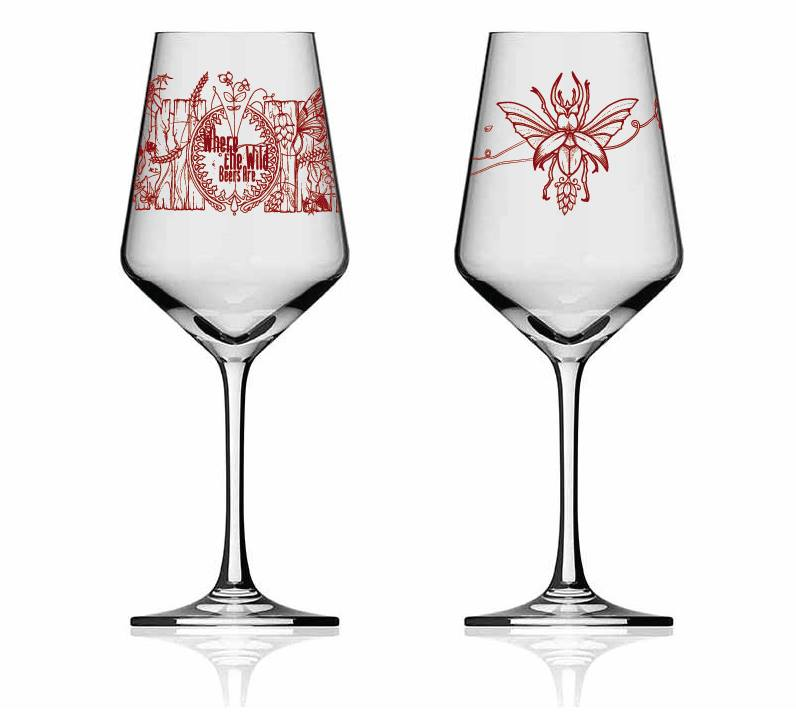 Image of 2016 WTWBA Rastal Harmony 35cl Glass (single glass)